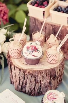 Whimsical Gumnut Baby Party {Twins Birthday} with a rustic and charming dessert table with acorn macarons, wreath headbands and tutus & tree stump platters. Twin Birthday Parties, 1st Birthday Girls, Birthday Party Decorations, Girl Parties, Themed Parties, Australian Party, Cake Table Birthday, Aussie Christmas, Christmas Baby Shower