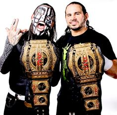Matt and Jeff Hardy Hardy Boys Wwe, Wwe Jeff Hardy, The Hardy Boyz, Global Force Wrestling, Wrestling Stars, Wrestling News, Wwe Tna, Wrestling Superstars, Wwe Wrestlers