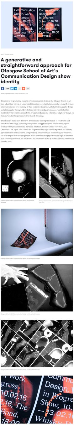 http://www.itsnicethat.com/articles/glasgow-school-of-art-050216?utm_source=facebook&utm_medium=social&utm_campaign=intsocial