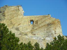 Crazy Horse Monument,Black Hills of South Dakota