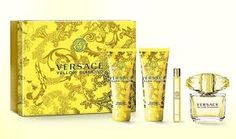 Versace Yellow Diamond 90ml 4pc Set- $79.00  Amour Fragrances & Beauty Boutique  1555 Talbot Rd. LaSalle Ont  N9H 2N2  (519) 967-8282