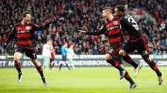 Season Review 2015/16 | Bayer 04 Leverkusen - bundesliga.com