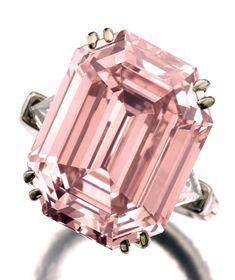 Sotheby's, Geneva, pink diamond, Graff Pink,                                                                                                                                                     More
