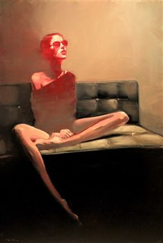 Red Haze by Michael Carson