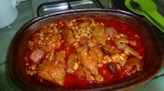 Babos csülök recept, amiért Bud Spencer is rajongana! Chili, Curry, Food And Drink, Cooking Recipes, Tasty, Chicken, Ethnic Recipes, Bud, Drinks