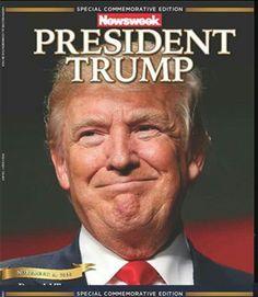 Make America Great Again !  The Era Of Trump has begun !