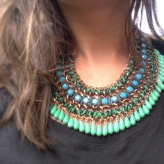 Loving this neck candy from Zara <3