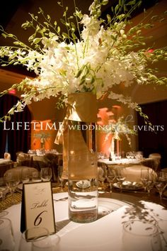 Floral and Decor Gallery: Lifetime Weddings and Events