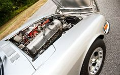 1971 Datsun 240Z Engine