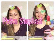 Make Simples para Gravar Vídeos!