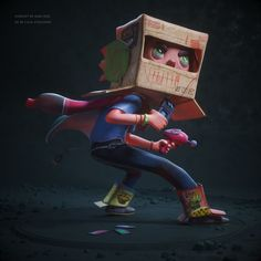 Captain Childhood - By Luca Struchen Concept: ____________________________________________ Character Design Inspiration, Character Design, Character Art, Character Illustration, Character Inspiration, Illustration Character Design, Graphic Design Illustration, Game Character Design, Eagle Cartoon