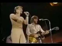Bee Gees - Wind Of Change -  Live at the Midnight Special, 1975