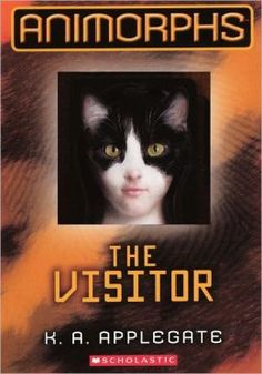 The Visitor (Turtleback School & Library Binding Edition) by Katherine Applegate