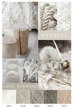 Kleurinspiratie naturel - Lopi Einband Kleurinspiratie naturel - Lopi Einband Always wanted to learn to knit, nevertheless uncertain where to start? Colour Pallete, Colour Schemes, Color Trends, Color Patterns, Color Palettes, Mood Colors, Yarn Colors, Yarn Color Combinations, Webdesign Inspiration