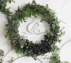 ROSE'RIE Wire Design Wreath♡大型リース