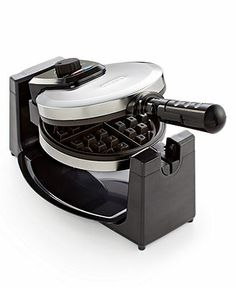 Macy - Bella 13991 Rotary Waffle Maker - 9.99 after rebate