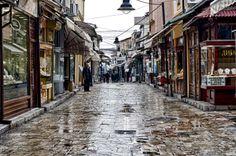 Skopje Old Town by Jason Drury on 500px