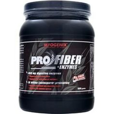 Get this one & Save a Lot More! Ship domestic & international!  MYOGENIX PRO FIBER Enzymes 500 grams Buy 1 - 2 or 3 Items & Save More #Myogenix