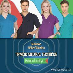 En Kaliteli Doktor & Hemşire Forması Tıpmod Medikal'de