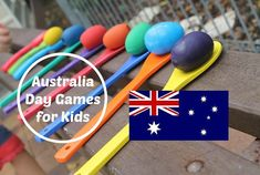 Are you looking for some Australia Day games for kids ideas? We've put together a list of our favourite Australia Day games to play with kids