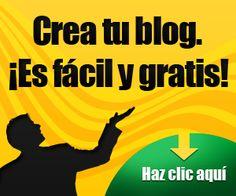 Crea Tu Blog GRATIS Ahora !!!