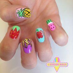 Instagram photo by iscreamnails #nail #nails #nailart
