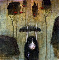 Rain by bill carman