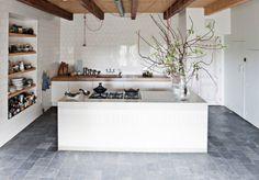Rustieke moderne keuken