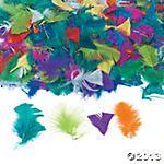 Feather Assortment, Embellishments, Art & Craft Supplies, Craft & Hobby Supplies - Oriental Trading