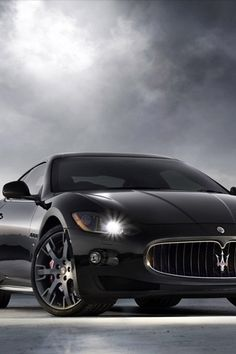 Mazerati, dream list, bucket list, its all the same....I WANT IT! xo