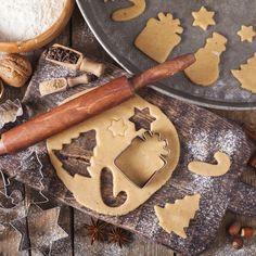 Klasyczne ciasteczka świąteczne. Do wyboru 4 przepisy