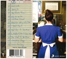 """What's Inside: Songs From Waitress #music   What's Inside: Songs From Waitress Reuniting with KALEIDOSCOPE HEART producer Neal Avron, the album was recorded in New York and Los Angeles and is the much-anticipated follow-up to highly-acclaimed Grammy-nominated album, """"The Blessed Unrest."""" WHAT'S INSIDE: SONGS FROM WAITRESS, features songs from the upcoming Broadway musical Waitress, for which Sara wrote both music and lyrics. The musical, opening at Broadway's Brooks Atkinson Theatre .."""