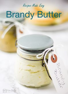 Brandy butter with Christmas pudding and mince pies taste so good. Easy to make with just a few ingredients. It can also be prepared ahead of time. Christmas Lunch, Christmas Pudding, Christmas Time, Merry Christmas, Sweet Recipes, Snack Recipes, Yummy Recipes, Cake Recipes, Dessert Recipes