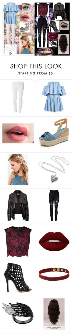 """""""A Good Girl Is A Bad Girl That Hasn't Been Caught."""" by rkhan0601 ❤ liked on Polyvore featuring Dorothy Perkins, MICHAEL Michael Kors, Urban Outfitters, Therapy, HIDE, WithChic, Ted Baker, Lime Crime and WigYouUp"""