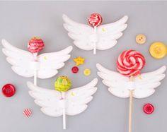 paper angel wings - Google Search