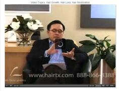 Hair Growth, Hair Loss, & Hair Restoration in the Crown (Vertex) Region