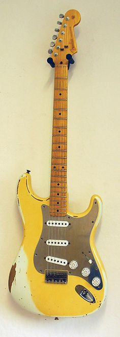 Fender CS Stratocaster 1956 Nile Rodgers Hitmaker LTD #NR2036