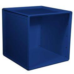 "Itso Storage Cube Dimensions: 14.8""H x 14.8""W x 14.8""L"
