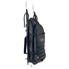 The Beuchat Mundial Spearfishing Backpack allows you to carry all your spearfishing gear and a pair of long fins all in the one backpack. This versatile speargun bag features: Main compartment with a ventilation mesh and a drain hole Secondary cool compartment (outside pocket) for carrying cold...