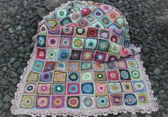 THE JANUARY BLANKET IS DONE!! - Lucias Fig Tree