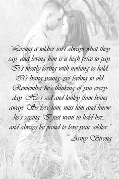 God bless the military wife's!!!! And their husband's!!!!!