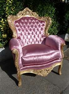 French Rococo Style Arm Chair, French Furniture, Designer Furniture ...