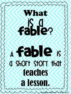 Aesop's Fables Literacy Unit - Everyone deServes to Learn - TeachersPayTeachers.com