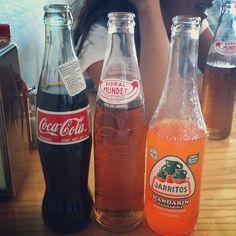 Coca manzanita jarrito