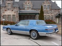 1981 Cadillac Eldorado Pierre Cardin 6.0L, Automatic presented as lot W86 at Indianapolis, IN 2014 - image2
