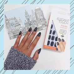 We're doing loads of work and definitely not just planning our weekend nail looks honest!  And crikey we have got SO much amazing nail stuff going on at #GLAMOURBeautyFest it's unreal. @eleganttouchofficial will help you find the right shape and on-trend patterns for your nails so you can press ahead with the best looks no fuss. Get your GBF tickets through the link in our bio - sweeet! #eleganttouch #ad #nails  via GLAMOUR UK MAGAZINE OFFICIAL INSTAGRAM - Celebrity  Fashion  Haute Couture…