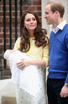 Royal Baby Pictures Lead UK Newspapers As Kate Middleton And William Welcome Their Second Child