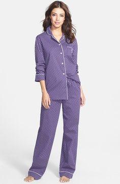 3311272226 Lauren Ralph Lauren Cotton Jersey Pajamas