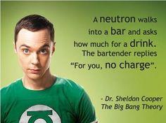 Sheldon Cooper <3