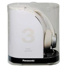 Panasonic RP-HXD5 潮流耳罩式耳機HXD系列 (白色)